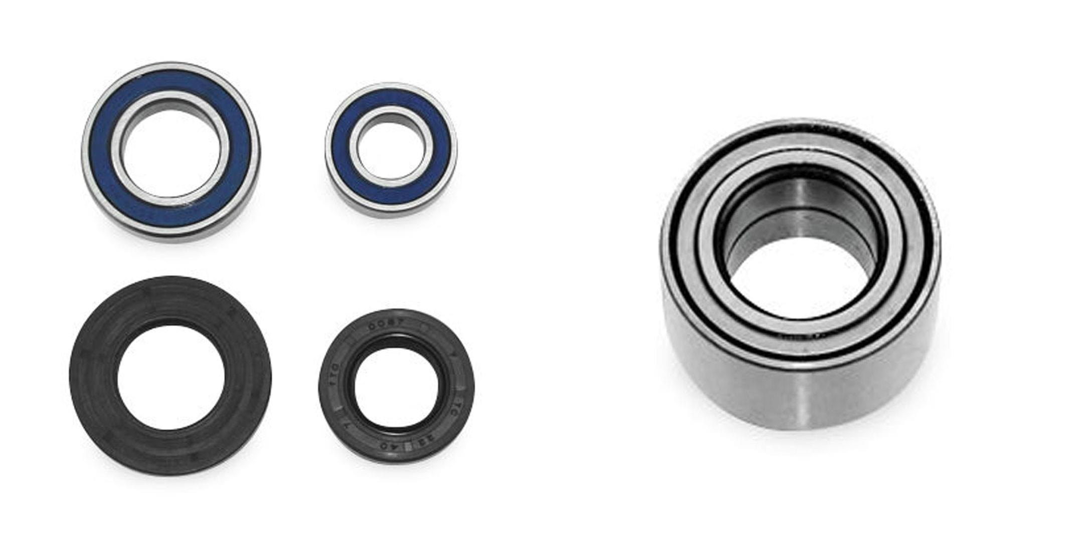 Polaris Outlaw 450 2008-2010 Front Wheel Bearings And Seals