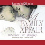 A Family Affair - Audiobook