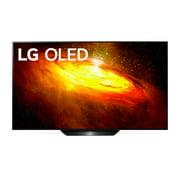"""LG 65"""" Class 4K UHD 2160P OLED Smart TV with HDR OLED65BXPUA 2020 Model"""