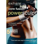 Exhale: Core Fusion Power Sculpt (DVD)