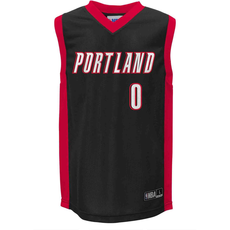 NBA Portland Trail Blazers Damian Lillard Youth Team Jersey