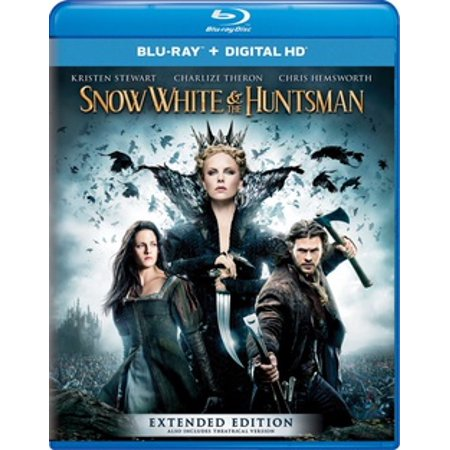 Snow White and The Huntsman (Blu-ray + Digital HD) - Snow White And The Hun