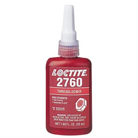 Loctite 442-32525 50 Ml Threadlocker 2760High Strength- Surface In - image 1 of 1