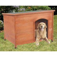 "Zimtown Outdoor Weather-Resistance Wooden Dog House, Large, 45""x30""x31.5"""