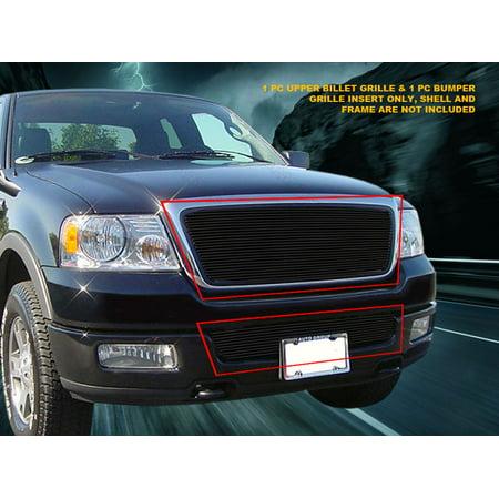 - Fedar Billet Grille Combo For 2004-2005 Ford F-150