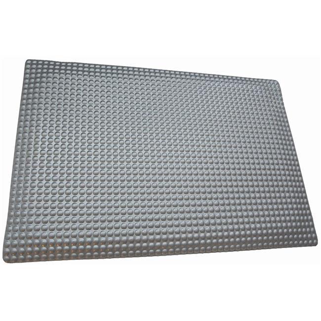 24 Wide Rhino Mats Reflex Anti Fatigue Mat Metallic 5 8 Thick Choose Length Walmart Com Walmart Com