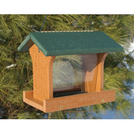 Green Tray Feeder (WoodLink Going Green Recycled Plastic Ranch)