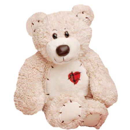 Valentines Plush Teddy Bear - First & Main, Inc First & Main Valentine's Plush Stuffed Teddy Bear