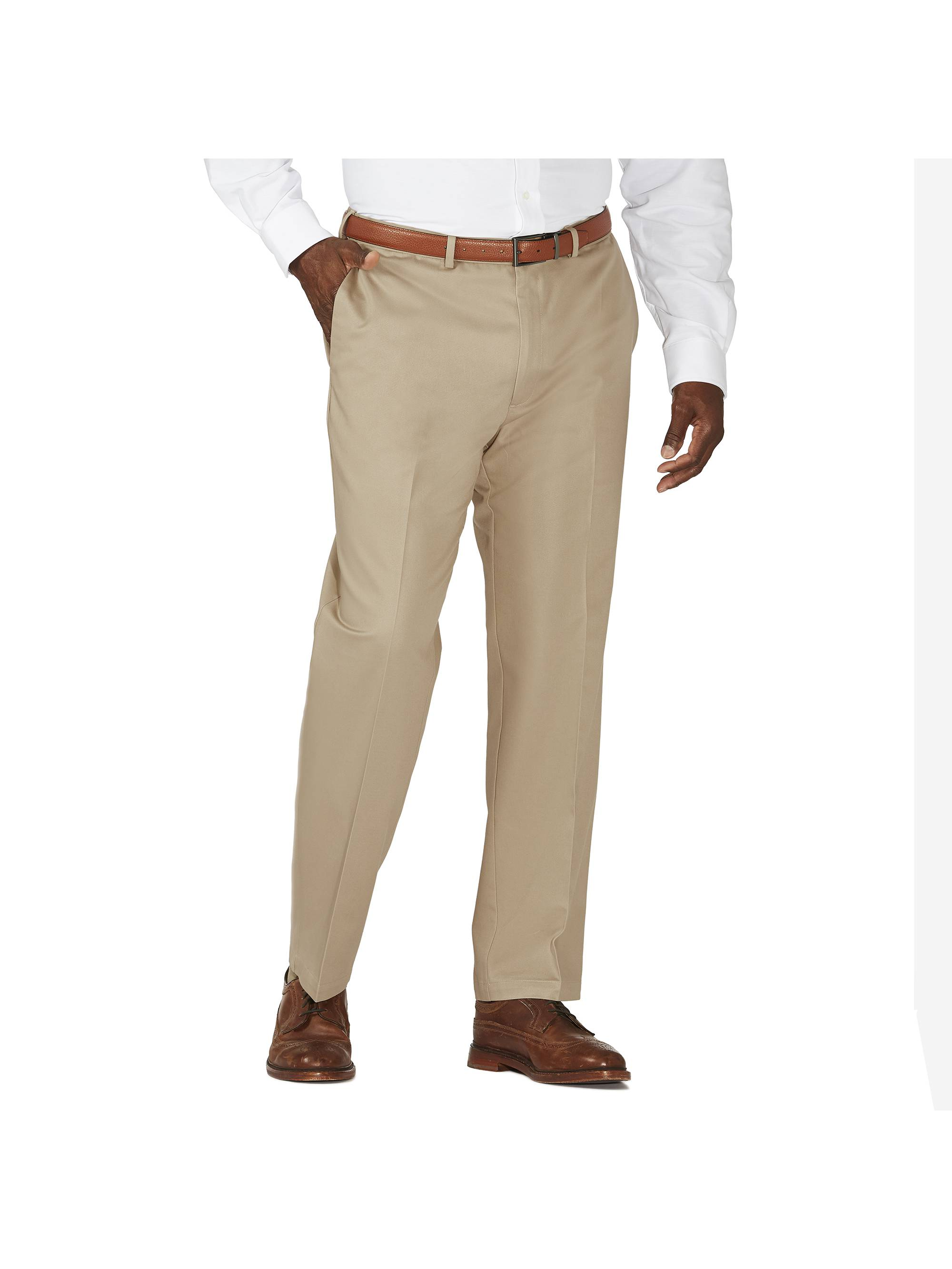 Men's Big & Tall Work to Weekend® Khaki Pant Classic Fit 41714957522