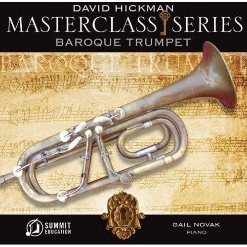 David Hickman - Masterclass Series: Baroque Trumpet [CD]