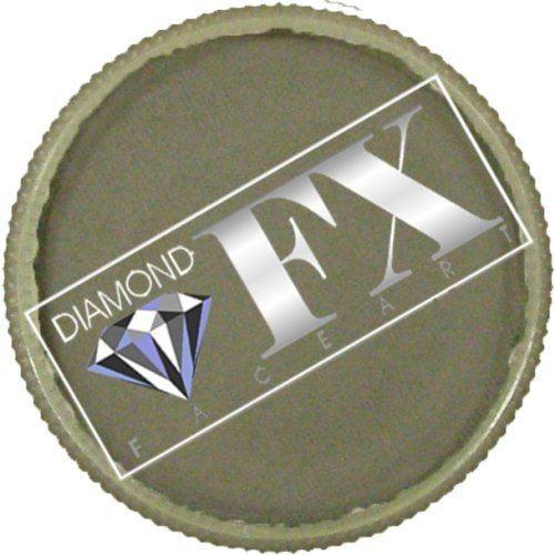 Diamond FX Essential Face Paint - Grey (30 gm)