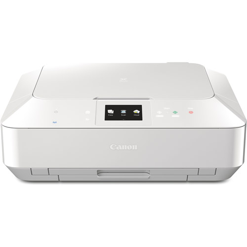Canon MG7120 PIXMA Wireless Inkjet All-In-One Photo Printer, White