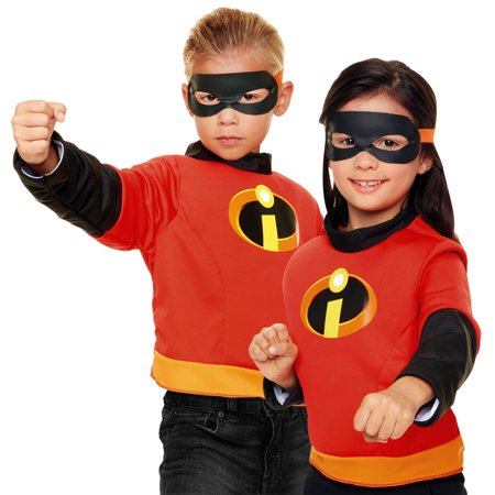 Incredibles 2 Deluxe Incredibles Family Dress Up with Sound Effects