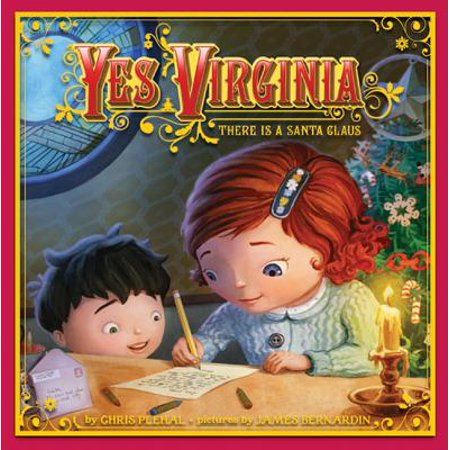 Yes, Virginia : There Is a Santa - There Is There Are Halloween
