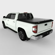 Undercover UC4116 14-15 Tundra 5.5' Crew Cab SE Tonneau Cover (With or without O Deck Rail)
