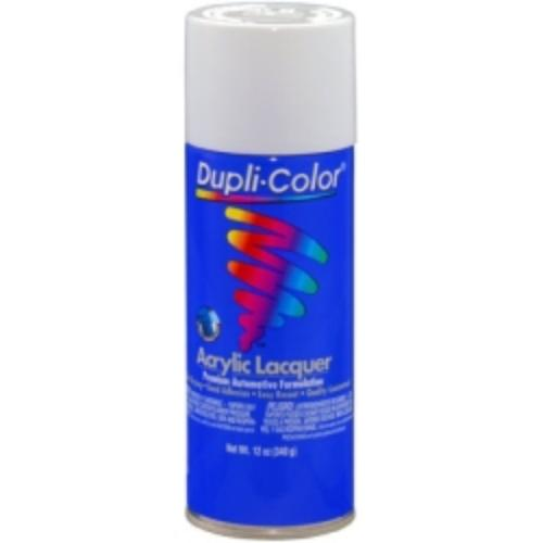 Krylon DAL1675 Dupli Color General Purpose Lacquer Gloss White 12 Oz. Aerosol
