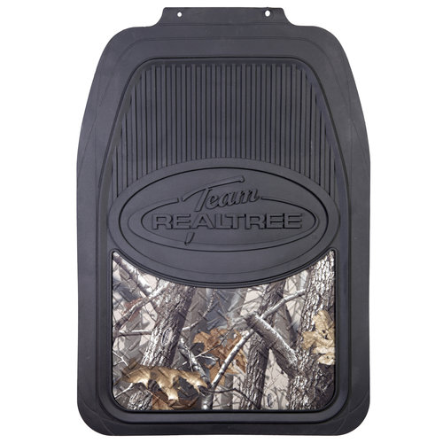 Team Realtree Camouflage Floor Mat