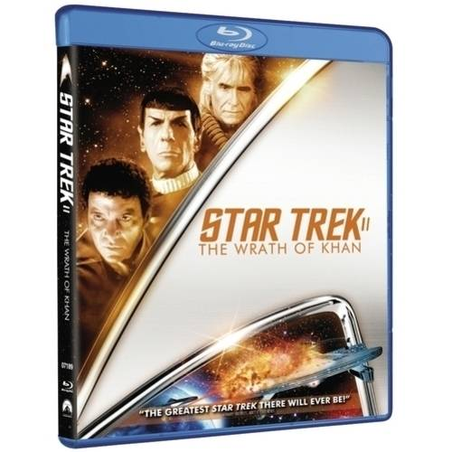 Star Trek II: The Wrath Of Khan (Blu-ray + DVD)