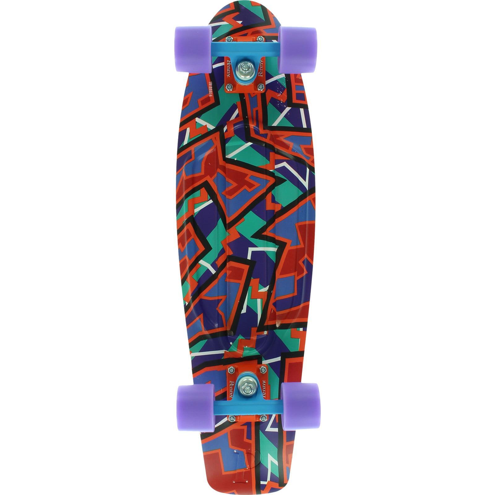 "PENNY Skateboards Spike 27"" Complete Cruiser Skateboard -..."