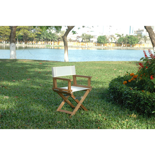 Ivo Kids Outdoor Folding Directoru0027s Chair