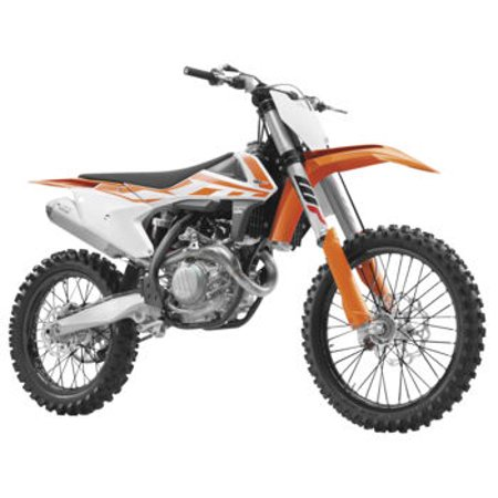 New Ray Toys 1:10 Dirt Bike Die-Cast Replica KTM 450SX 2018 57943