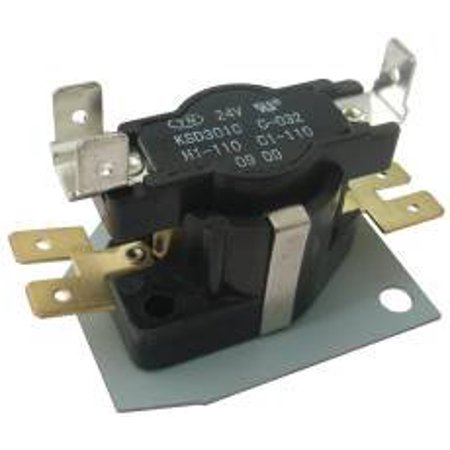 661341 24V Time-Delay Fan And Electric Heat Sequencer