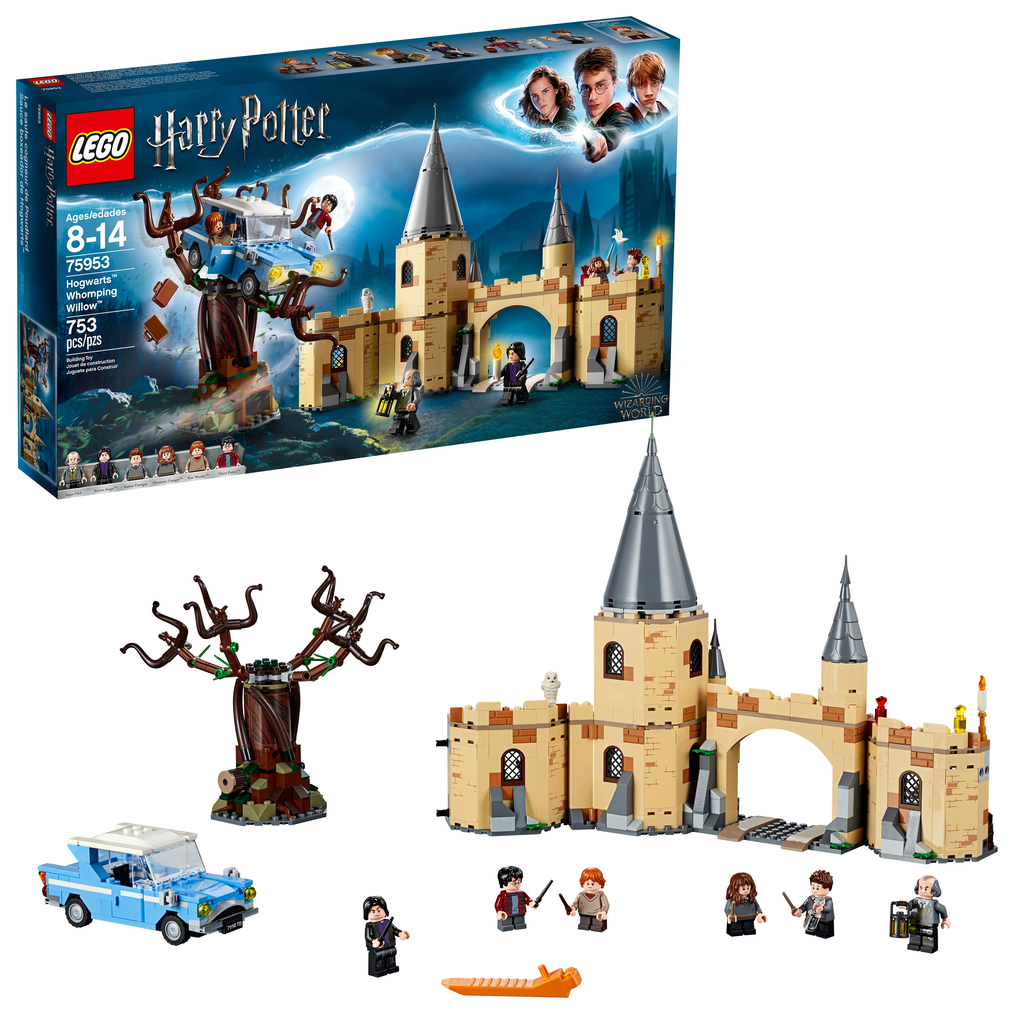 Lego Harry Potter TM Hogwarts Whomping Willow 75953 (753 Pieces)
