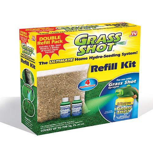 As Seen On TV Grass Shot Refill