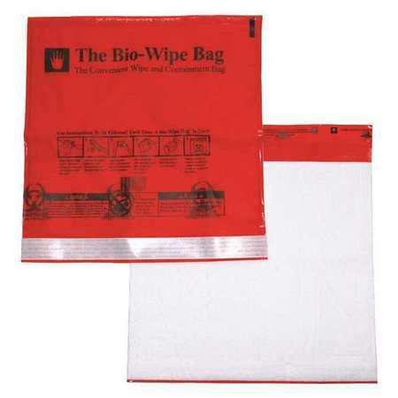 Bio-Wipe Bag, Unimed Midwest Inc, MLBM015111