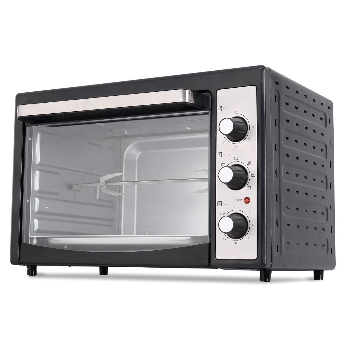 1800 W 40 L Electric Toaster Oven by