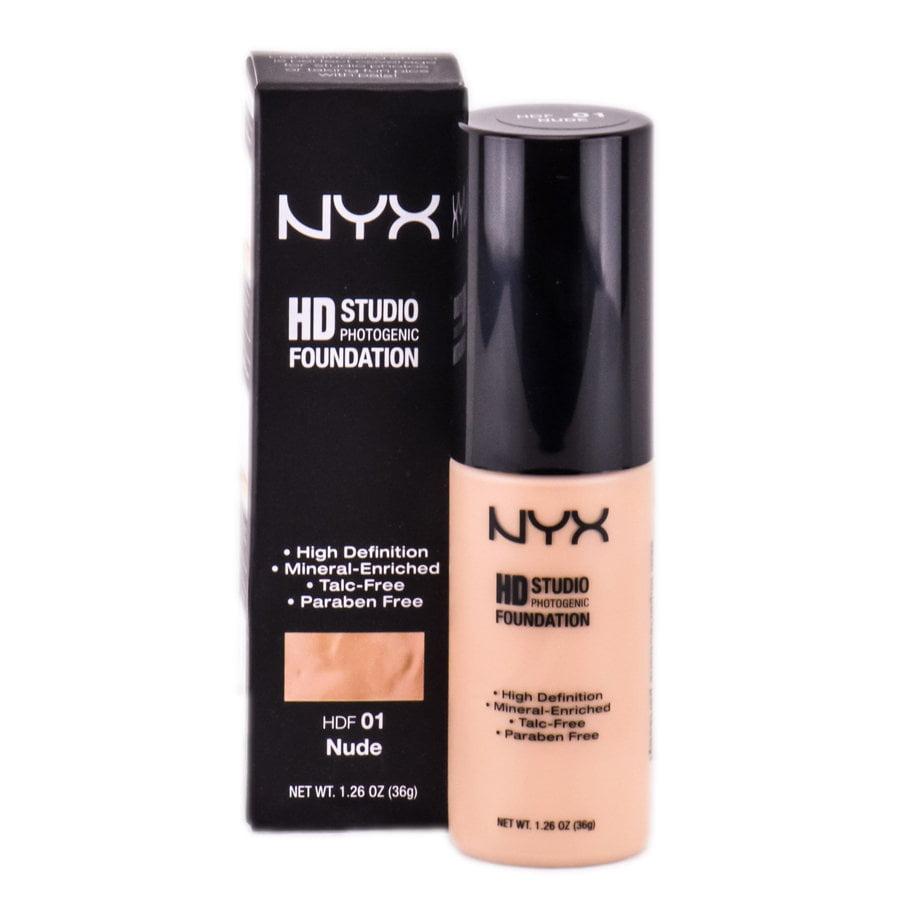 NYX HD Studio Photogenic Foundation (Color : HDF 01 Nude)