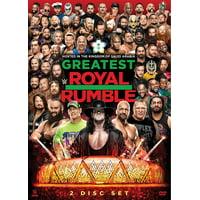 WWE: Greatest Royal Rumble 2018 DVD