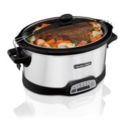 Best Slow Cookers - Hamilton Beach Programmable Stay or Go Slow Cooker Review