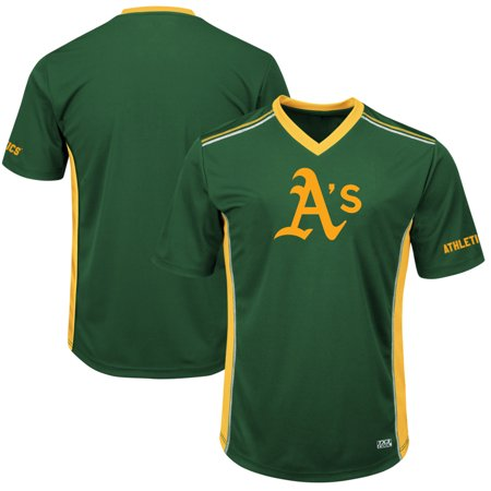Oakland Athletics Case (Men's Majestic Green/Gold Oakland Athletics Big & Tall Memorable Moments T-Shirt )