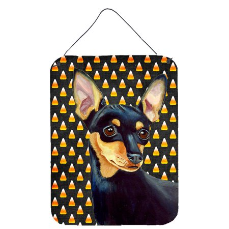 Min Pin Candy Corn Halloween Portrait Wall or Door Hanging Prints - Jcpenney Halloween Portraits