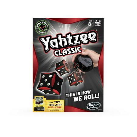 Brybelly Yahtzee Classic - Lawn Yahtzee