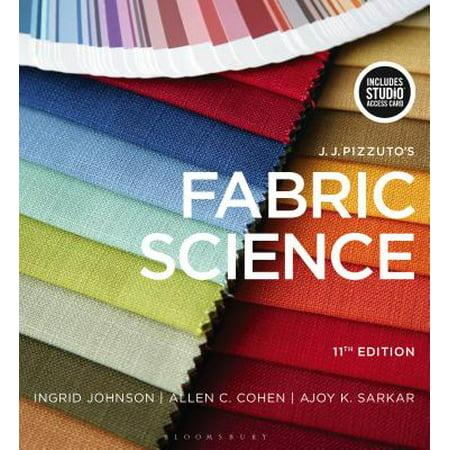 J.J. Pizzuto's Fabric Science : Bundle Book + Studio Access
