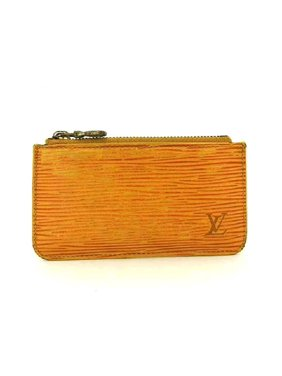 e6cb662ad310 Product Image Yellow Epi Leather Key Cles 218868 Wallet. Louis Vuitton