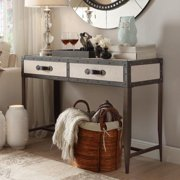 Tribecca Home  Warwick Storage Drawer Accent  Occasional Trunk Table