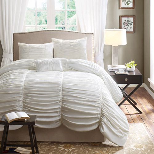 Home Essence Pacifica 4-Piece Duvet Cover Set