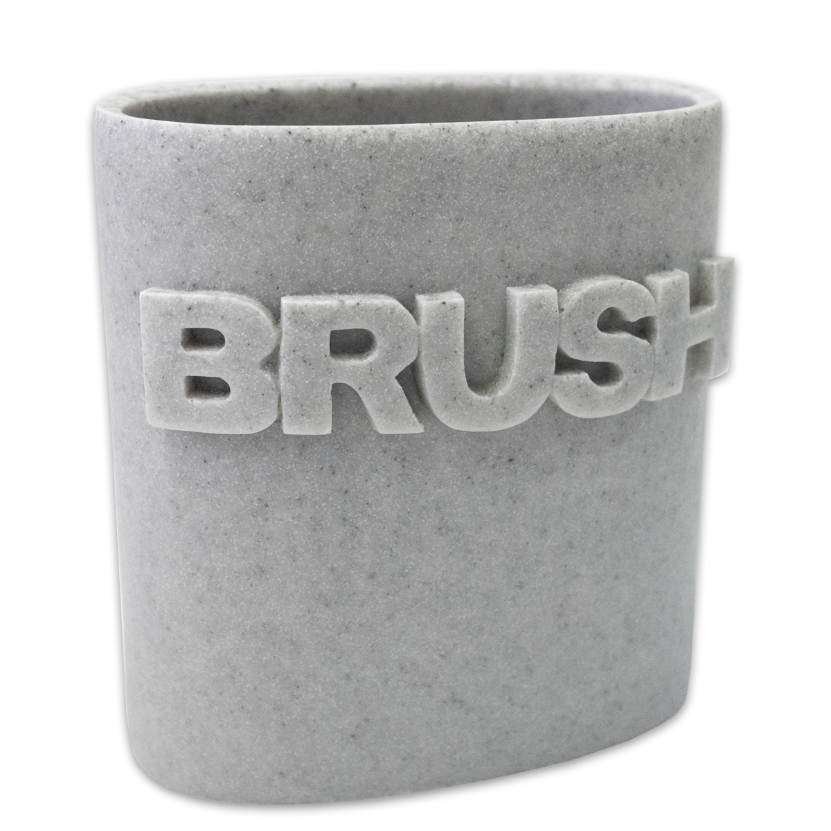 Wash Bath Accessory Collection Resin Toothbrush Holder