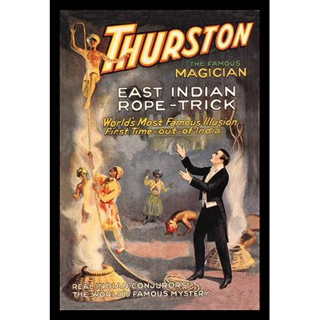 The Indian rope trick is stage magic said to have been performed in and around India during the 19th century Sometimes described as the worlds greatest illusion it reputedly involved a magician a (Best Magic Illusions In The World)
