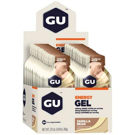 GU Energy Labs GU  Energy Gel, 24 ea