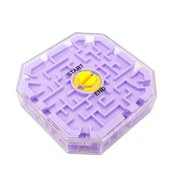Egmy 3D Gravity Memory Sequential Maze Ball Puzzle toy Gifts for Kids Adults