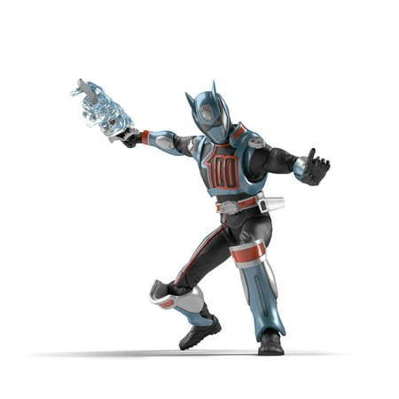 Power Rangers Lightning Collection 6-Inch Power Rangers S.P.D. Shadow Ranger Collectible Action - Rangers Collectibles