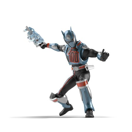 Power Rangers Lightning Collection 6u0022 Power Rangers S.P.D. Shadow Ranger Collectible Action Figure