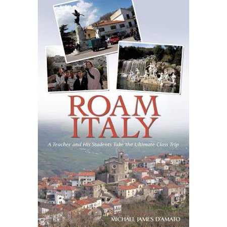 Roam Italy - eBook