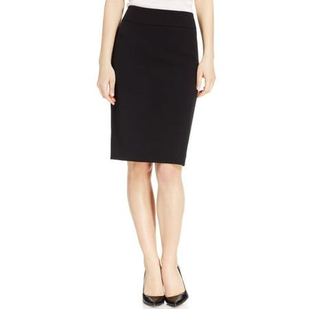 Kasper Women Petite Knee Length Straight Pencil