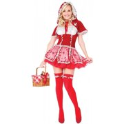 Playboy Little Red Vixen Sexy Adult Costume