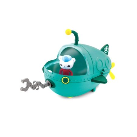 T7014 Fisher-Price Octonauts Gup A Deluxe Vehicle